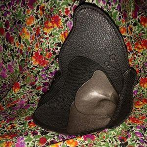Butterfly crossbody purse